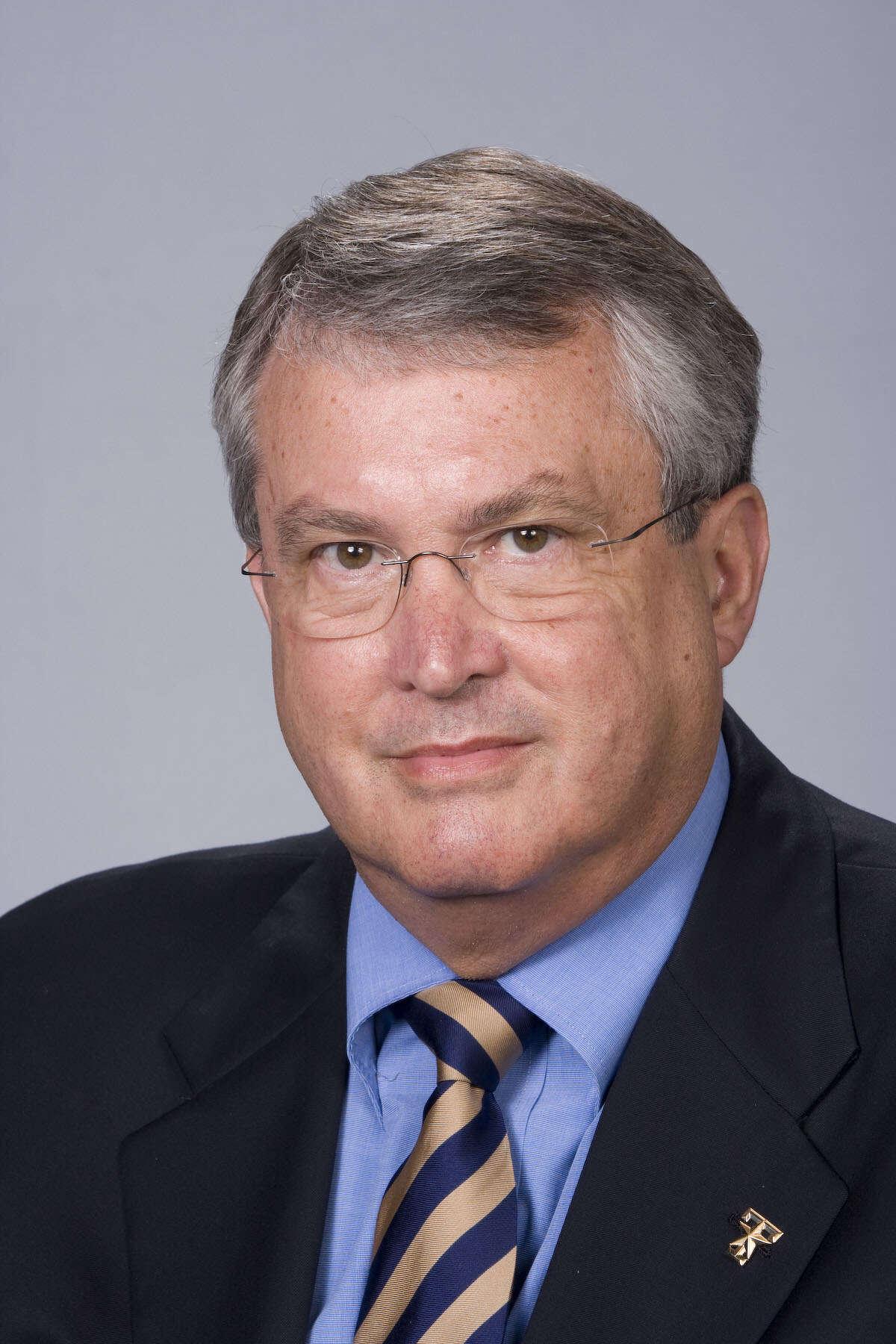 Bill Byrne Athletic Director Texas A&M University 2009 school photo