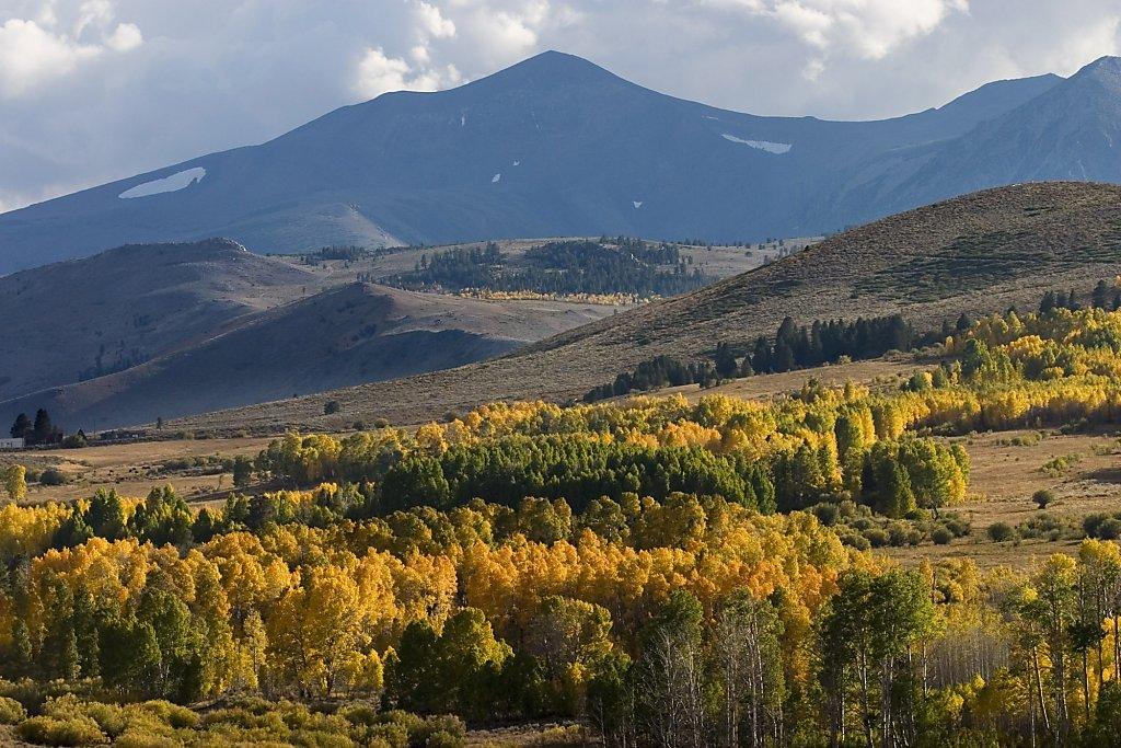 Sierra Nevada Mountains Still Reaching For The Sky