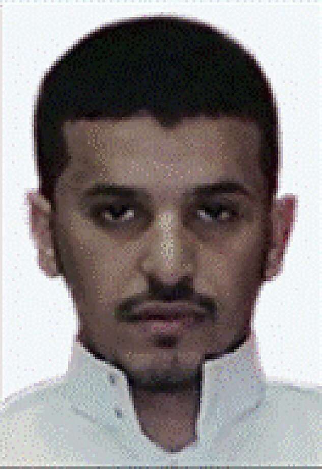 FILE - This undated file photo released Oct. 31, 2010, by Saudi Arabia's Ministry of Interior purports to show Ibrahim Hassan al-Asiri.  The CIA thwarted an ambitious plot by al-Qaida's affiliate in Yemen to destroy a U.S.-bound airliner using a bomb with a sophisticated new design around the one-year anniversary of the killing of Osama bin Laden, The Associated Press has learned.   (AP Photo/Saudi Arabia Ministry of Interior, File) Photo: Ho, Associated Press