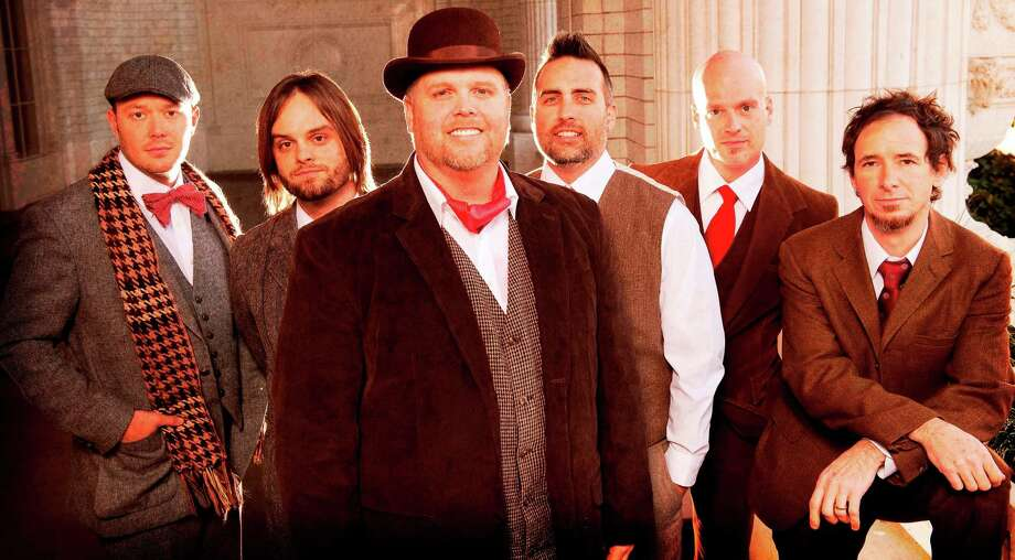 Top-selling contemporary Christian band MercyMe Photo: EDMONSON, Courtesy Photo
