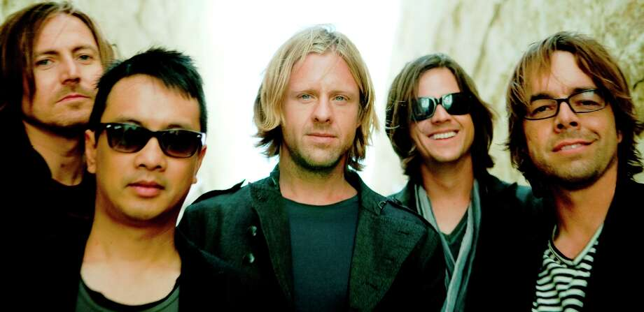 Christian crossover rock band Switchfoot Photo: Courtesy Photo