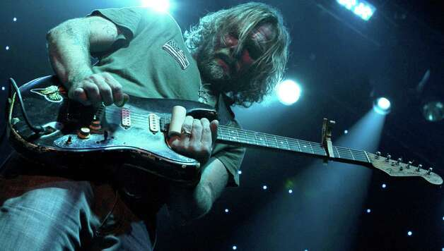 Swedish guitar hero Anders OSborne Photo: Courtesy Jayne Tansey-Patron