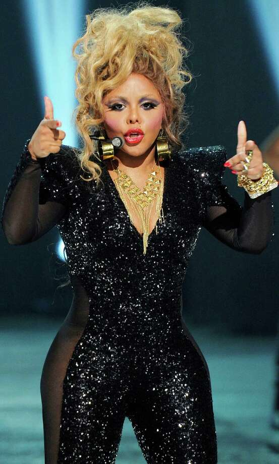 Rapper Lil' Kim is headed down a path forged by Michael Jackson. Photo: Andrew H. Walker, Getty Images / 2012 Getty Images