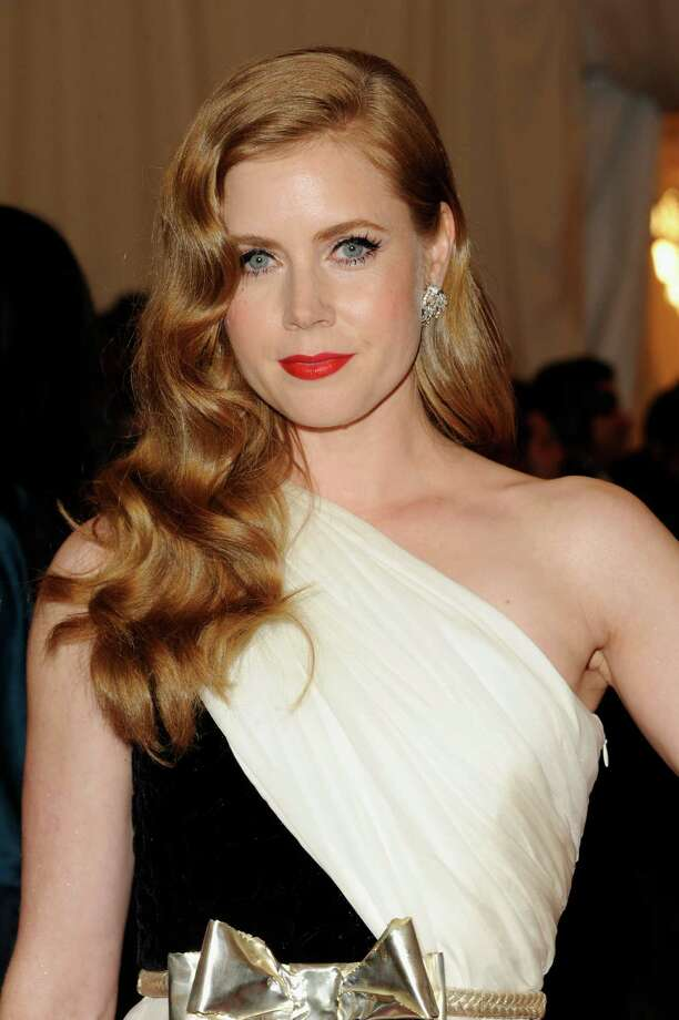 "Amy Adams(pictured) for  ""The Master"", Judi Dench for ""Skyfall"", Sally Field for  ""Lincoln"",  Anne Hathaway for""Les Misérables"" and  Helen Hunt for ""The Sessions."" Photo: Evan Agostini, Associated Press / AGOEV"