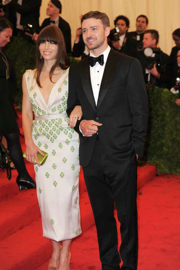 Some stars threw bouquets, and some threw up their hands and decided it was over. Here are some of the biggest weddings and divorces of the year.Married: Jessica Biel and Justin Timberlake were married in October, much to the delight of pretty much the entire world. Photo: Evan Agostini, Associated Press / AGOEV