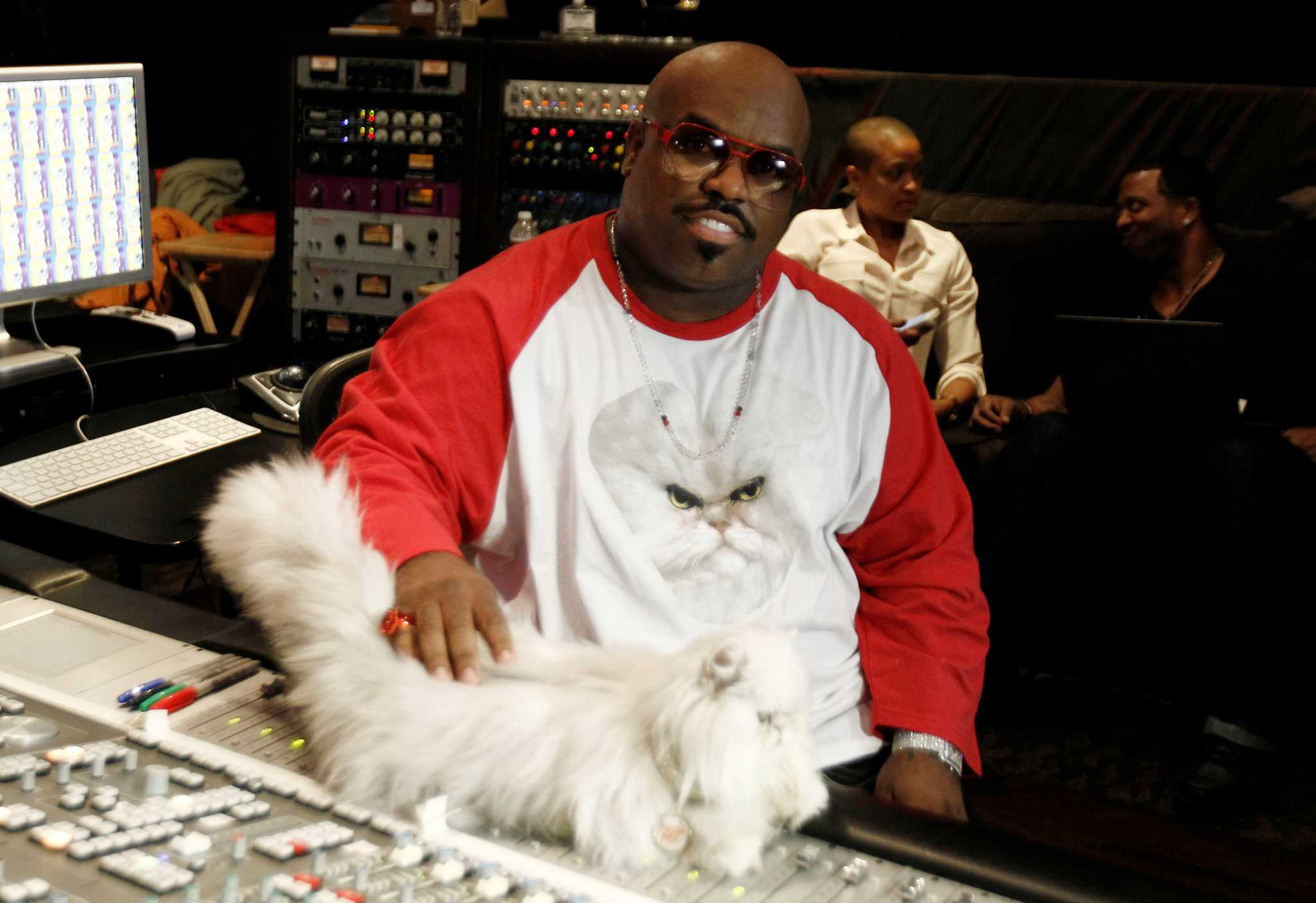 Cee Lo Green Says He S Sticking With Voice San Antonio