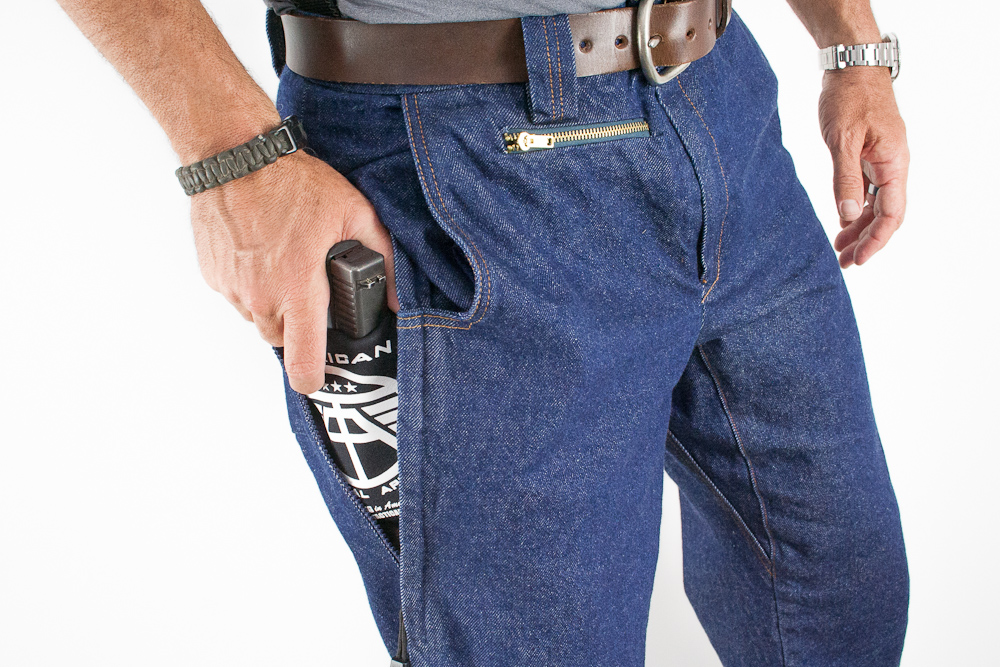 New fashion option for concealed weapon carriers