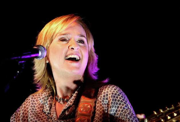 Melissa Etheridge is an obvious fan of Janis Joplin's work. Photo: Alberto E. Rodriguez / Getty Images North America