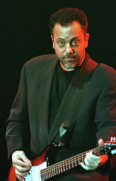 Billy Joel in concert at the Summit in Houston in 1994.