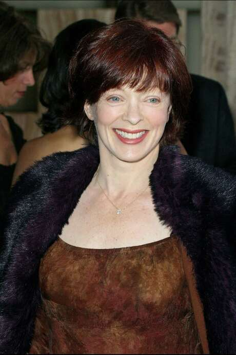 """juliecooper KRT ENTERTAINMENT STAND ALONE PHOTO SLUGGED: THEINLAWS KRT PHOTOGRAPH BY GIULIO MAROCCHI/ABACA PRESS (May 20)  Frances Fisher attends """"The In-Laws"""" premiere, at the Cinerama Dome in Hollywood, California, Monday, May 19, 2003. (lde)  2003 Photo: GIULIO MAROCCHI, KRT / ABACA PRESS"""
