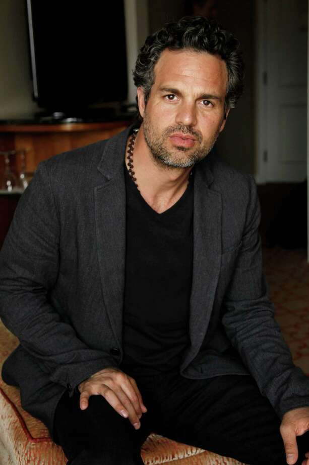 """In this April 12, 2012 photo, cast member Mark Ruffalo, from the upcoming film """"The Avengers"""", poses for a portrait in Beverly Hills, Calif. The film will be released in theaters on May 4. (AP Photo/Matt Sayles) Photo: Matt Sayles / 2012 AP"""