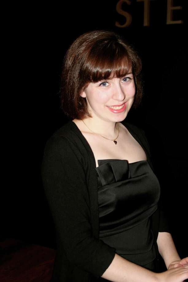 Teenage pianist Rachel Shapiro will give her fourth annual benefit concert Thursday evening, May 24. Proceeds will benefit the Breast Cancer Reserch Foundation.  Westport CT. May 9, 2012. Photo: Contributed Photo / Westport News contributed