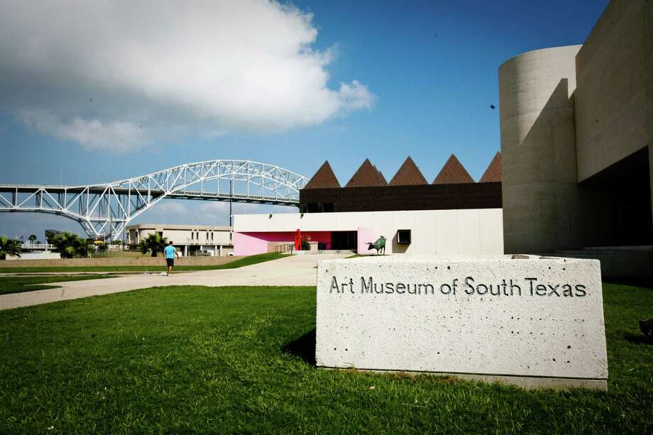 The Art Museum of South Texas is located at the edge of Corpus Christi Bay, Saturday, March 24, 2012, in Corpus Christi. Photo: Nick De La Torre, Houston Chronicle / © 2012 Houston Chronicle