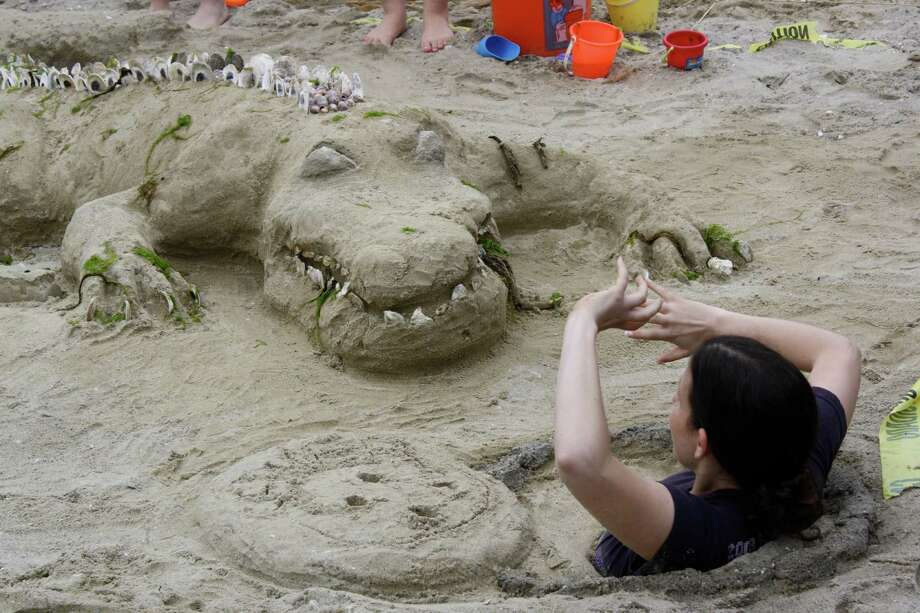 Castles in the Sand 2012 will be held Saturday, May 12, noon-4 p.m. at Compo Beach in Westport. Photo: Contributed Photo