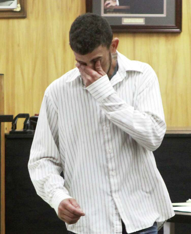 Clinton Bryan West was in a Hardin County courtroom Tuesday morning as jurors were being selected for his trial in the 2010 death of Lakon Nicole Janca. During a lunch break, attorney's reached a plea deal. West pled guilty to manslaughter in exchange for murder charges being dropped and a 14 year prison sentence. Photo: David Lisenby, HCN_West Trial