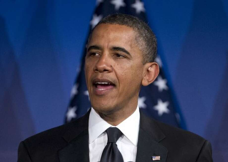 President Obama announces in 2012 that he supports same-sex marriage:  Thanks to voters in states like Washington, and a Supreme Court ruling, marriage equality is now the law of the land.   (ASSOCIATED PRESS)