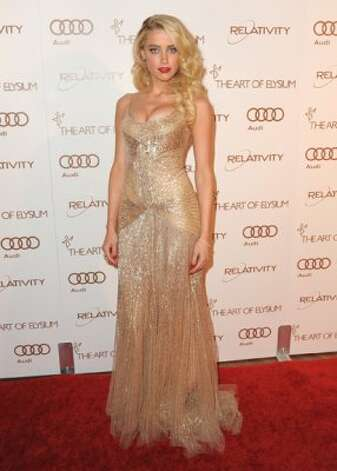 Sexiest Curves: Amber Heard (Jordan Strauss / WireImage)