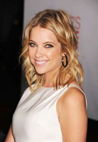 Sexiest Summer Hair: Ashley Benson (Jeff Kravitz / FilmMagic)