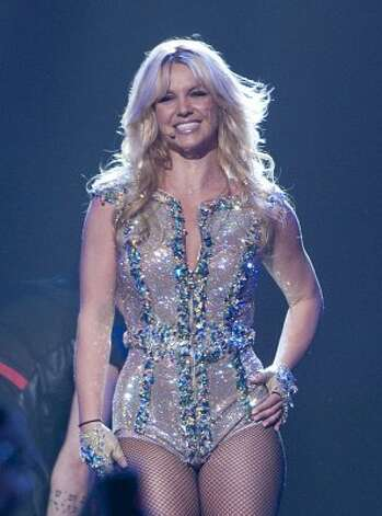Sexiest Songstress: Britney Spears (Araya Diaz / WireImage)