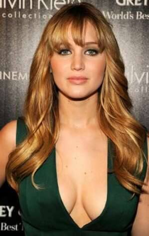 Sexiest Eyes: Jennifer Lawrence (Kevin Mazur / WireImage)