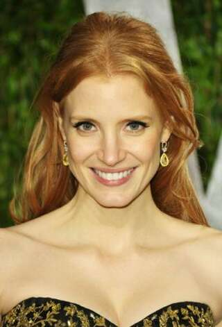 Sexiest Smile: Jessica Chastain (John Shearer / WireImage)