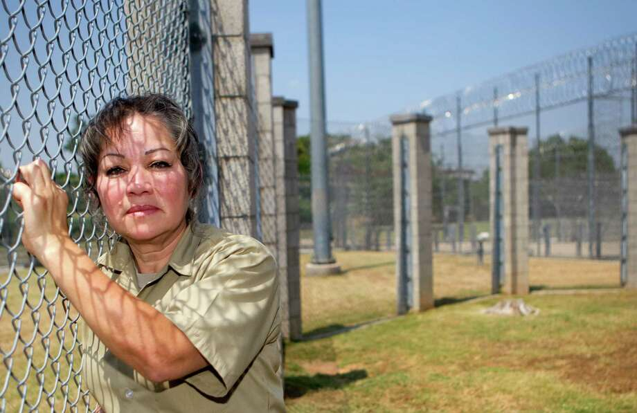 Although a first offender, Houston grandmother Elisa Castillo faces spending the rest of her life in prison for drug trafficking. Photo: Cody Duty / © 2011 Houston Chronicle