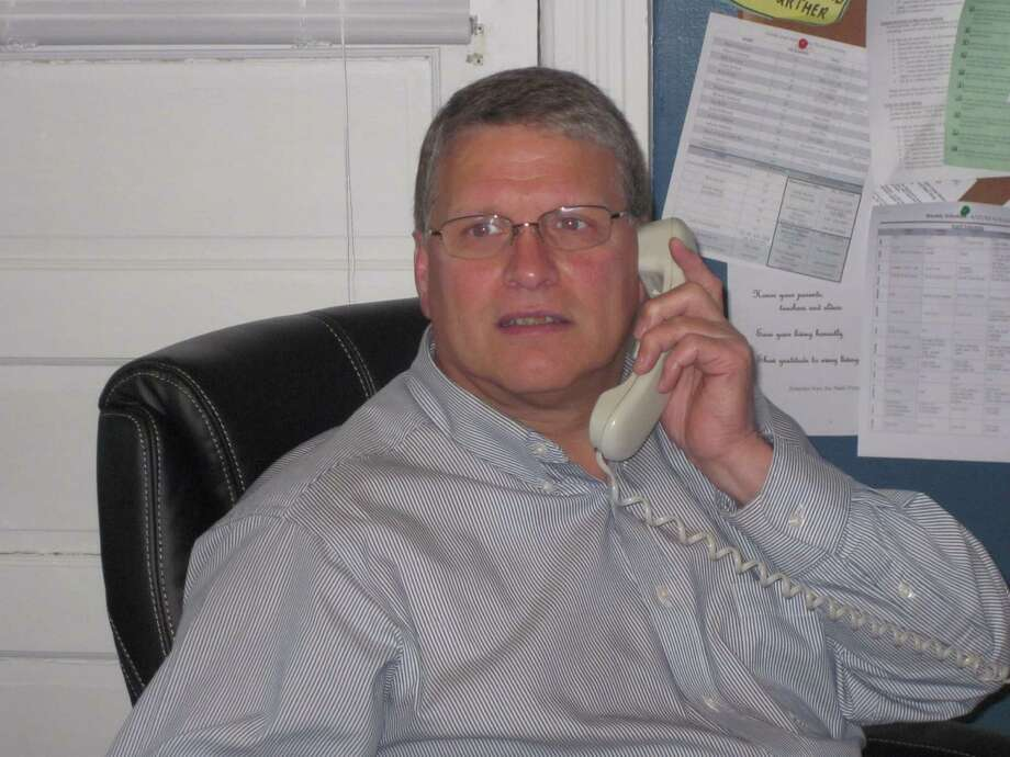 Bob Van Zetta, executive director, Family & Child Service of Schenectady, which provided this photo.