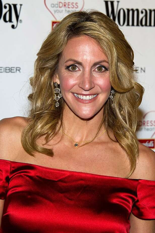 FILE - This Feb. 8, 2011 file photo shows Summer Sanders attending the Woman's Day magazine's Eight Annual Red Dress Awards in New York. U.S. Olympic Committee sponsor Kellogg Company will feature Kerri Walsh, Sanders and five others as part of its campaign leading into the 2012 London Olympics. (AP Photo/Charles Sykes, File) Photo: Charles Sykes, ASSOCIATED PRESS