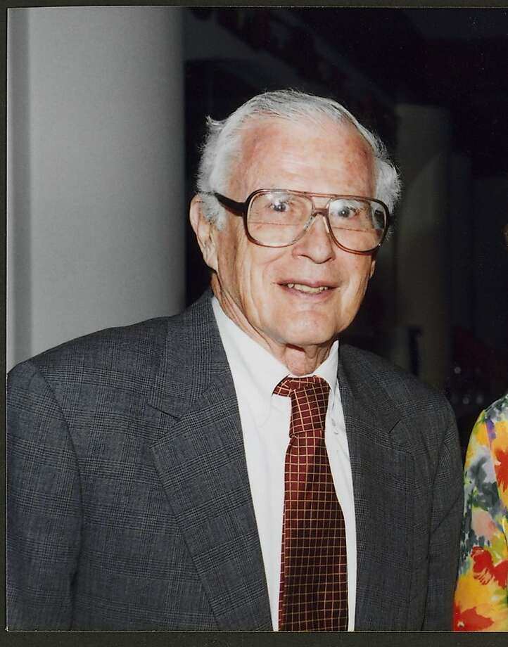 Henry K. Evers, a longtime San Francisco community leader and investment manager, died at his home on Russian Hill on April 17 of heart failure at the age of 91. Photo: Courtesy Of The Evers Family