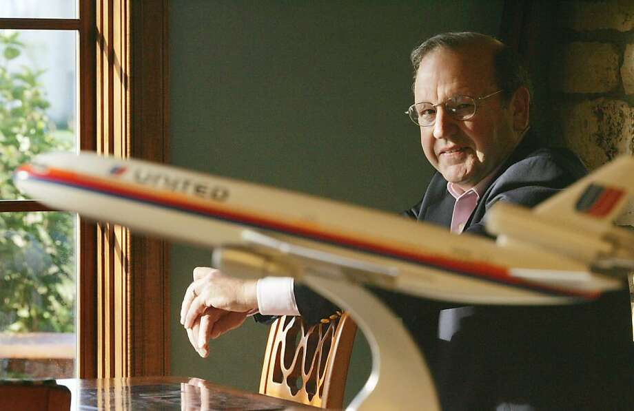 This October 2007 photo shows retired United Airlines pilot Denny Fitch at his home in St. Charles, Ill., Fitch is the pilot who who helped save 184 people following the July 19, 1989 crash-landing of a United Airlines DC-10 that killed 111 people at the airport in Sioux City, Iowa. Fitch died May 7, 2012, after suffering from brain cancer. He was 69. (AP Photo/Daily Herald, Christopher Hankins)  MANDATORY CREDIT, MAGS OUT, TV OUT Photo: Christopher Hankins, Associated Press