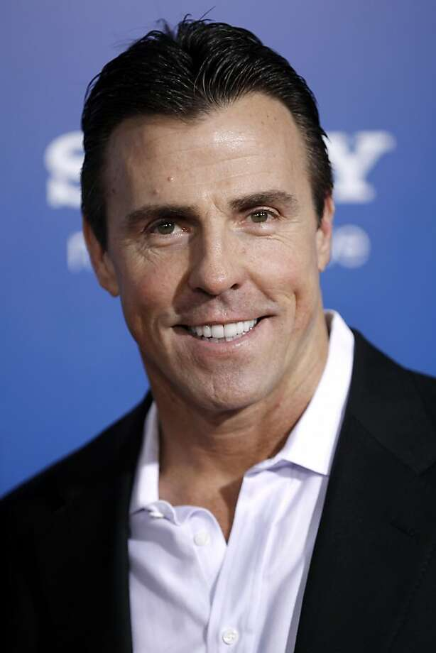 "Cast member Bill Romanowski arrives at the premiere of ""Jack and Jill"", Sunday, Nov. 6, 2011, in Los Angeles. ""Jack and Jill"" opens in theaters Nov. 11, 2011. (AP Photo/Matt Sayles) Photo: Matt Sayles, ASSOCIATED PRESS"