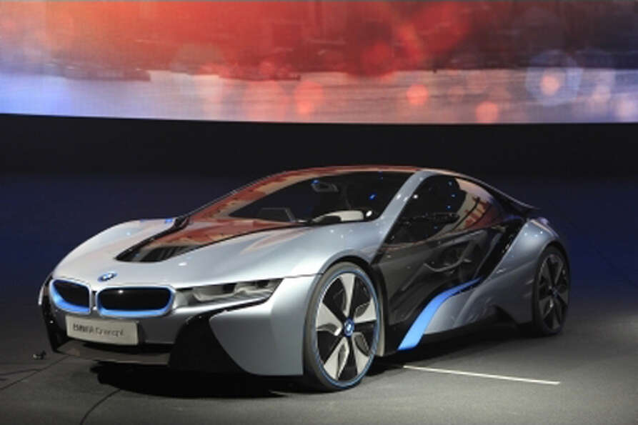 No. 9: BMW i3Much like the Tesla S and the Porsche 918, the BMW i3 isn't what you expect out of
