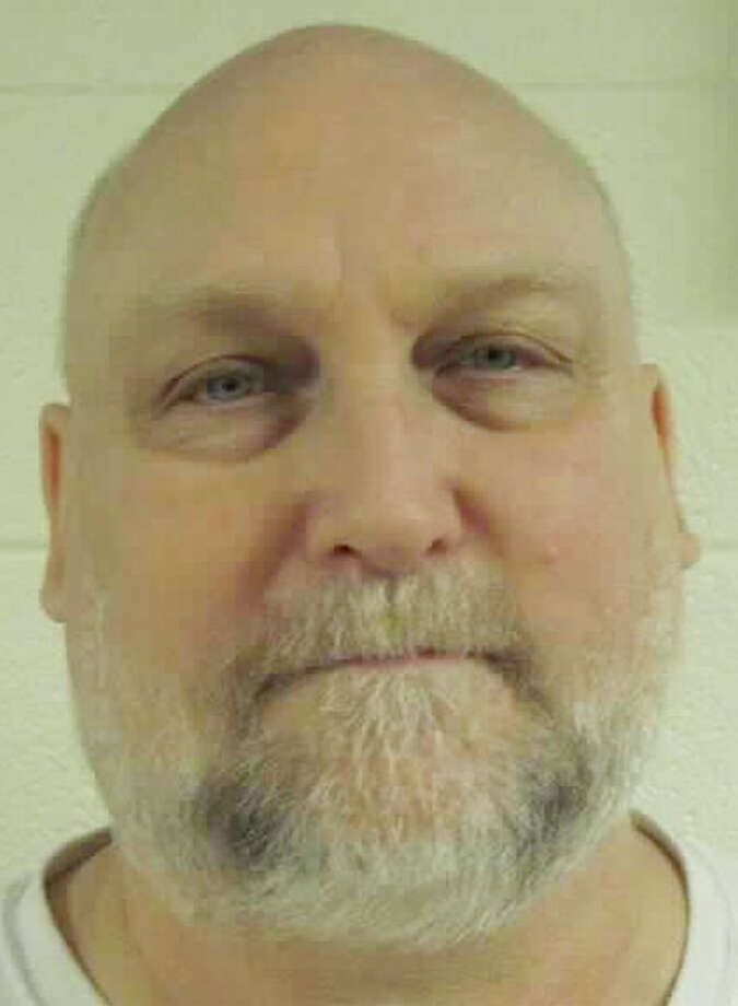 Darold Ray Stenson, pictured in a Department of Corrections photograph.