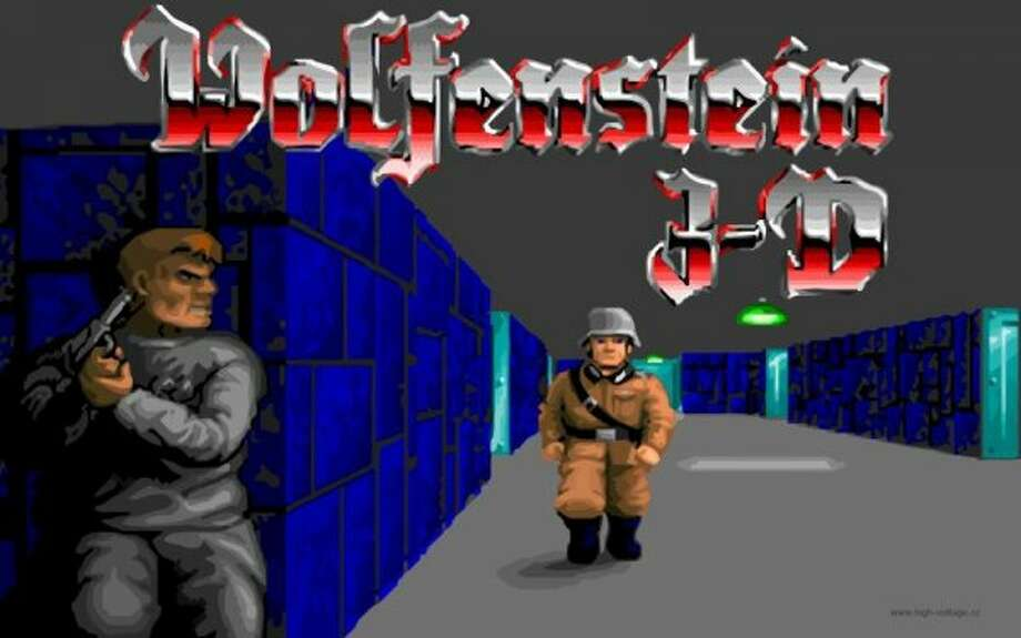 Wolfenstein 3D -  Developer: id Software -  Publisher: Various - Release date: 1992 (Screen grab / id Software)