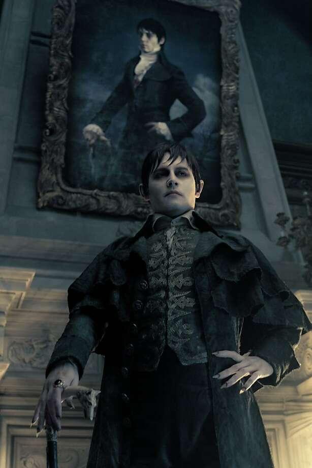 "Johnny Depp portrays Barnabas Collins in Warner Bros. Pictures' ""Dark Shadows."" Photo: Peter Mountain, Warner Bros. Pictures"