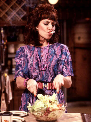 "Can't get enough: ""Married...With Children."" This show is even better now that Katy Sagal has morphed into an outlaw motorcycle matriarch and Ed O'Neill plays a ""modern"" dad."