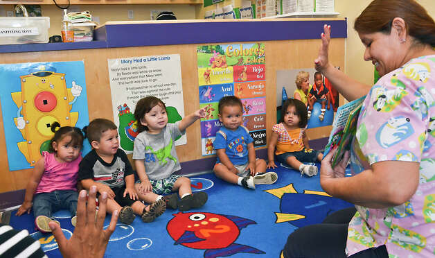 Child care: Up to 2,300 disadvantaged and vulnerable children could lose access to child care. Photo: CUATE SANTOS / LAREDO MORNING TIMES