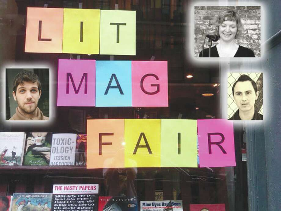 The Hudson Valley Literary Festival offers readings, networking and good deals on magazines and books. Authors E. Tracy Grinnell, Julian Talamantez Brolaski and Paul Legault will be featured.