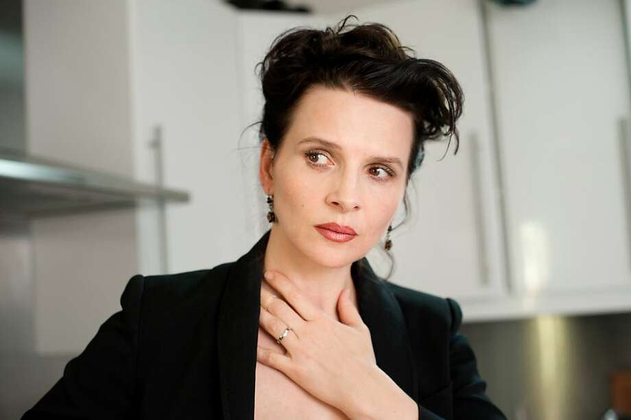 "Juliette Binoche in ""Elles"" Photo: Szymon Roginski, Kino Lorber"