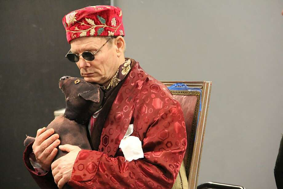 """Bill Irwin rehearses for Samuel Beckett's """"Endgame"""" at American Conservatory Theater Photo: American Conservatory Theater, Brenden Mendoza"""