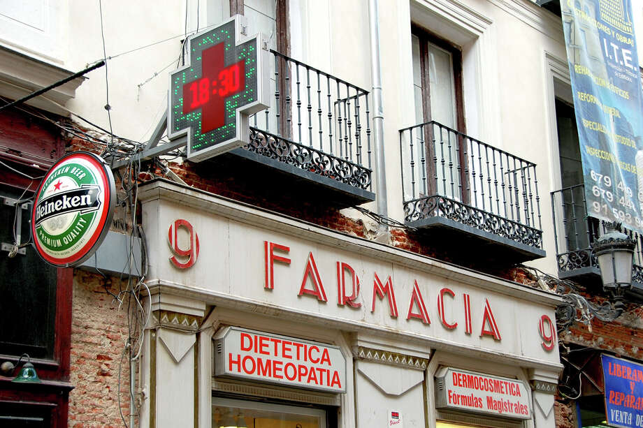 Bring along a copy of your prescriptions from home; if you need to fill one, take it to a European pharmacy. Photo: Cameron Hewitt, Ricksteves.com