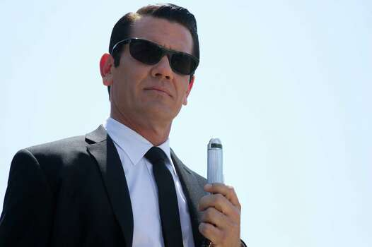 Josh Brolin stars in Columbia Pictures' MEN IN BLACK 3. Photo: Wilson Webb / © 2012 Columbia Pictures Industries, Inc.  All rights reserved.