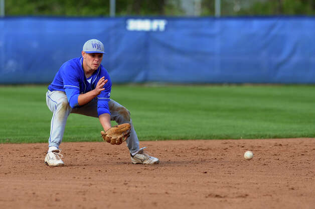 Highlights from baseball action between West Haven and Fairfield Prep in West Haven, Conn. on Thursday May 10, 2012. Photo: Christian Abraham