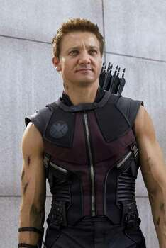 """Marvel's The Avengers"", HAWKEYE Photo: ."