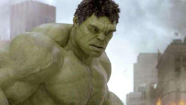 Mark Ruffalo  as Hulk Photo: .