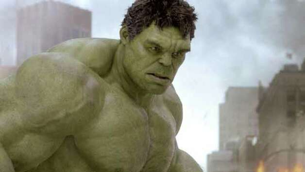Mark Ruffalo  as Hulk Photo: .