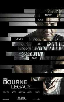 """""""The Bourne Legacy."""" Photo: ."""