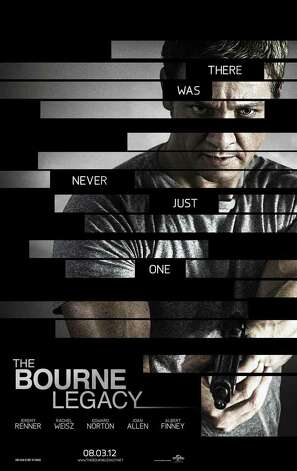 """The Bourne Legacy."" Photo: ."