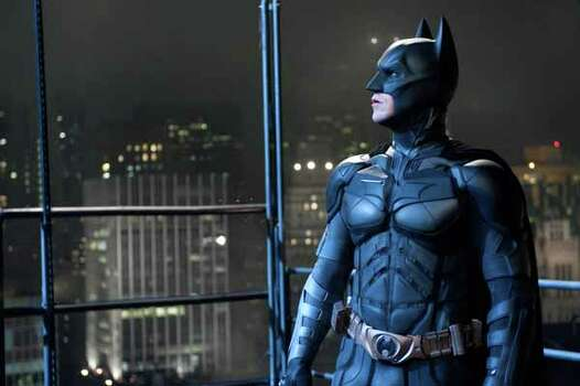 """In this film image released by Warner Bros., Christian Bale portrays Bruce Wayne and Batman in a scene from """"The Dark Knight Rises."""" Photo: Ron Phillips, . / (c) 2012 Warner Bros. Entertainment Inc. and Legendary Pictures Funding, LLC"""