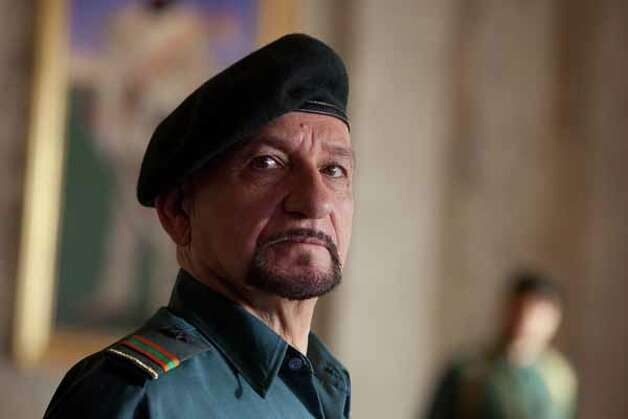 "In this film image released by Paramount Pictures, Ben Kingsley portrays Tamir in a scene from ""The Dictator."" Photo: Melinda Sue Gordon, . / © 2012 Paramount Pictures.  All Rights Reserved."